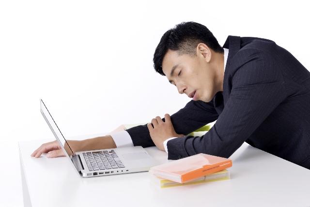 疲れている人は疲労臭かも。