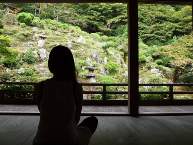 瞑想して頭の中を整理する