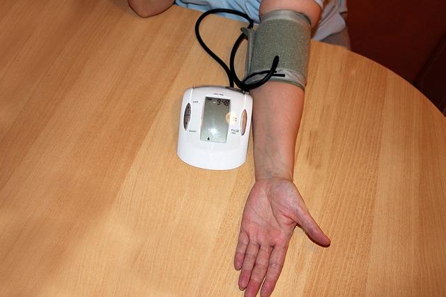 血圧と脈拍