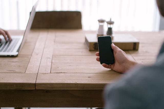 スマートフォン 無線LAN