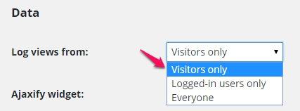 Wordpress Popular Postsプラグインの設定変更